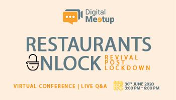 Restaurants Unlock Revival Post Lockdown