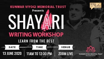 Shayari Writing Workshop