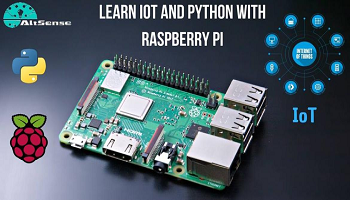 Learn IoT and Python with Raspberry Pi- Live Session