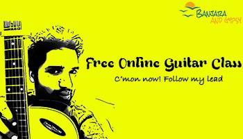 Free Guitar Class by Banjara