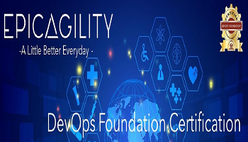 DevOps Foundation training India August 01-02 2020 by Epic Agility