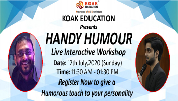 Handy Humour Workshop