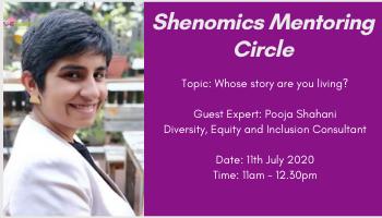 Shenomics Mentoring Circle: July 2020