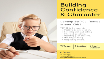 Emplihi Building Confidence and Character
