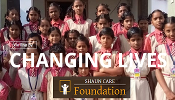 Shaun Care Foundation - Food, Shelter and Education For Girl Childs