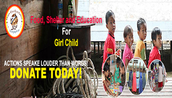 Shaun Care Foundation - Food, Shelter and Education For Girl Child