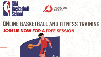 NBA Basketball School at home - Fitness and Basketball training