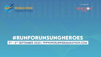 World Wide Marathon - WWMRUNFORUNSUNGHEROS