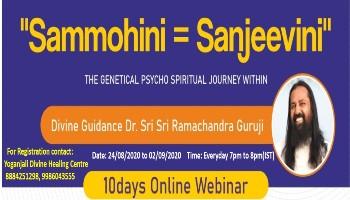 Sammohini =Sanjeevini  by Dr. Sri Sri Ramachandra Guruji
