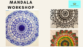 Mandala Workshop -Aug 15