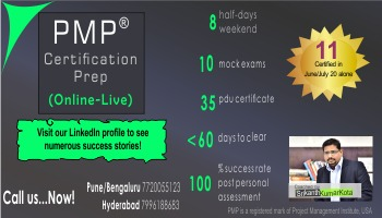 StarPMO PMP Certification Accelerator Program Online (Live)