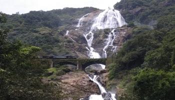 Dudhsagar trek and Dandeli rafting*/activities