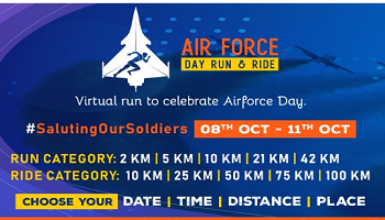 Air Force Day Run and Ride