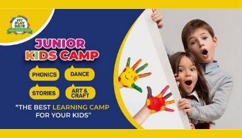 My Play Date: After School Kids Camp (3- 6 Yrs)
