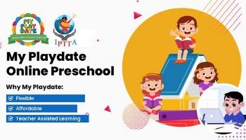 My Playdate: Online Preschool