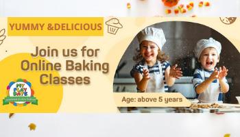 My Playdate Baking Classes