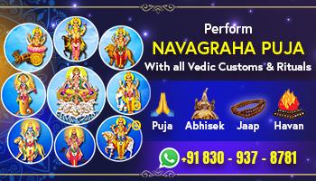 Navagraha Puja Abhishek Jaap Havan
