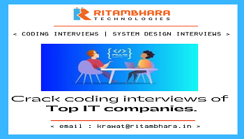 ONLINE CODING INTERVIEW COURSE
