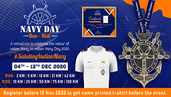 Navy Day Run - Ride