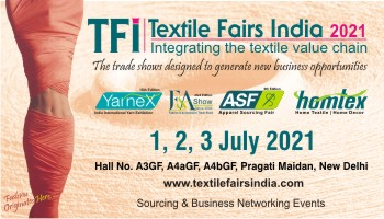FnA Show - Fabrics and Accessories Trade Show, Delhi