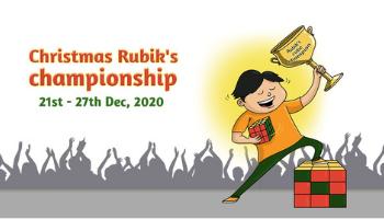 Christmas Rubiks Championship 2020