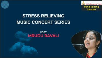 Stress Reveling Music Concert