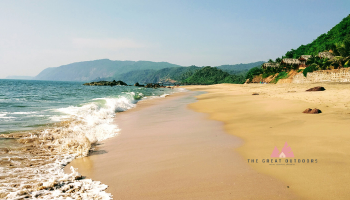 Goa 3 day weekend INR 7300 only including flights