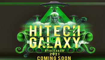 Hitech Galaxy 2021 at The Park Hyderabad