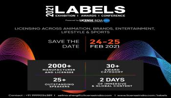 LABELS 2021 EXHIBITION| AWARDS| CONFERENCE