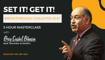 SET IT GET IT - Breakthrough Goals for 2021 Batch 3