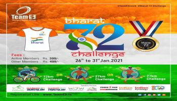 Bharat 72 Challenge