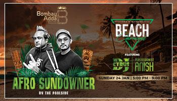 GOAS BIGGEST BEACH CARNIVAL DAY 3 - 24/01/2021