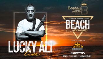 GOAS BIGGEST BEACH CARNIVAL DAY 4 - 25/01/2021