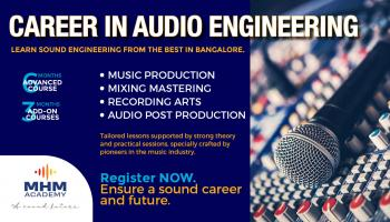 Mastering Audio Engineering