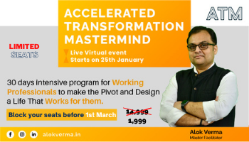 Accelerated Transformation Mastermind 2021 - ATM