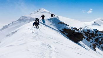 Friendship Peak Expedition 2021