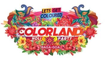 Colorland Goa Holi 2021