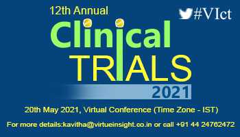 12th Annual Clinical Trials Summit 2021 (Virtual Conference)