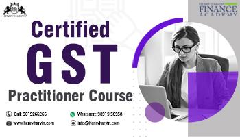 GST Practitioner Course Online