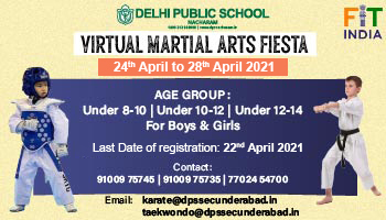 VIRTUAL MARTIAL ARTS FIESTA