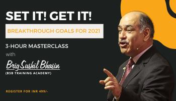 SET IT GET IT - Breakthrough Goals for 2021 Batch 4