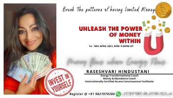Unleash The Power Of Money Within You