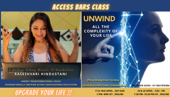Life Changing Workshop On Access Bars