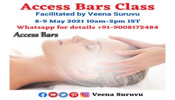 Access Bars International Certification