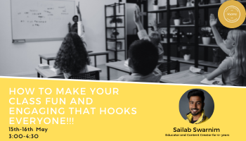How to make your classes super engaging that hooks everyone.