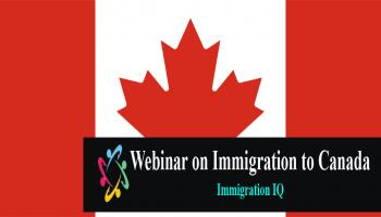 Webinar on Immigration to Canada