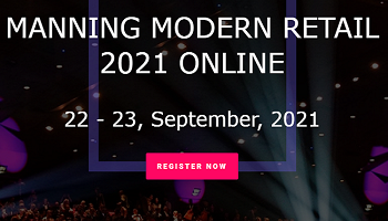 Manning Modern Retail (MMR) 2021 Online