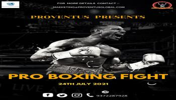 Pro Boxing Fight Night 2021