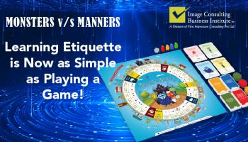 Monsters v/s Manners: A Game of Etiquette