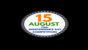 75th Independence Day Competition on PATRIOTISM